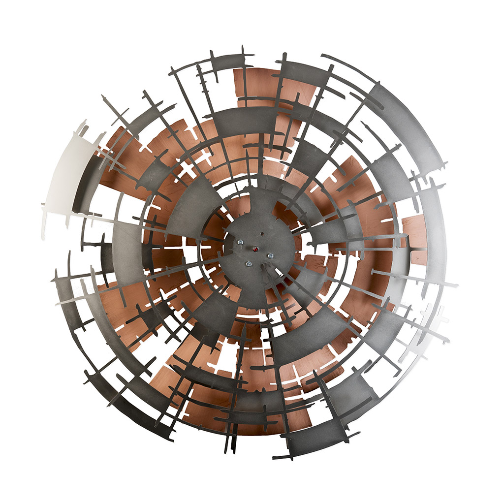 Copper Time Machine