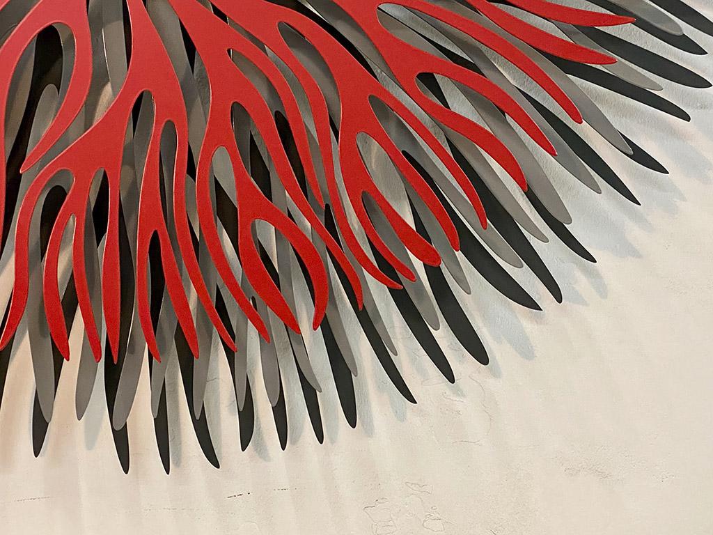 Algae red gris 5